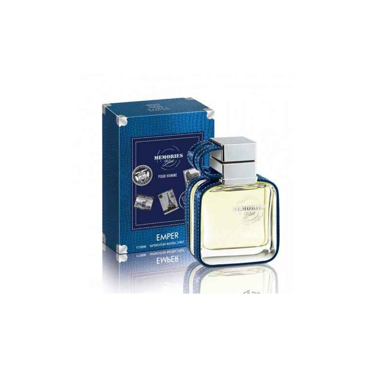 Parfum Arabesc Memories Blue barbatesc 100ml