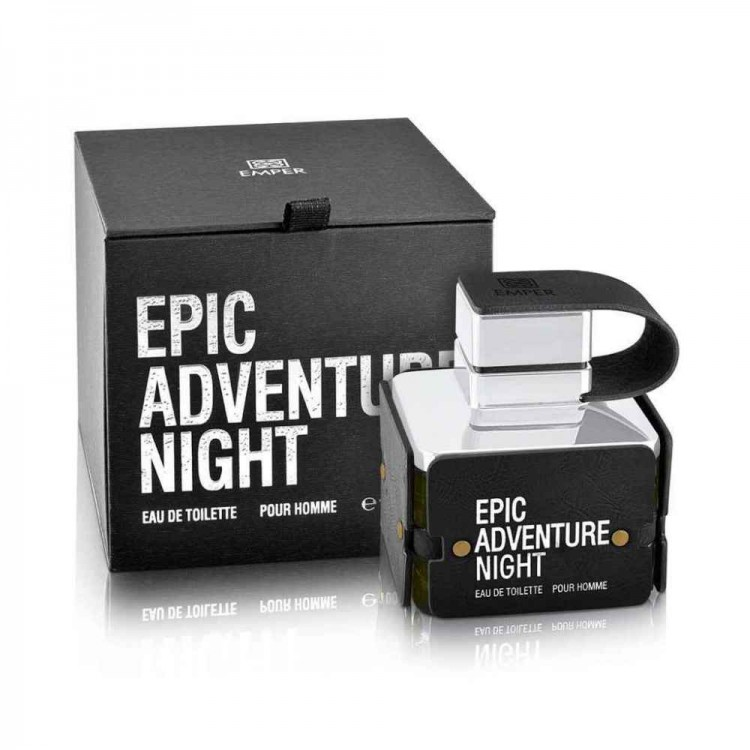PARFUM ARABESC EPIC ADVENTURE NIGHT BARBATESC 100ML