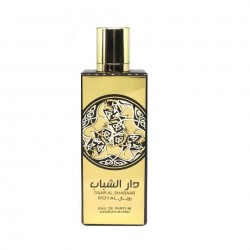 Daar Al Shabaab Royal, Apa de Parfum arabesc barbatesc, 80ml