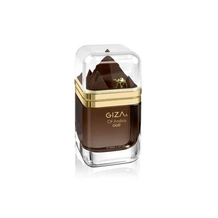 Parfum Arabesc Giza of Arabia Oud Barbatesc 100ml